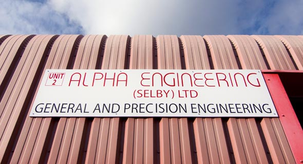 Alpha Engineering Ltd